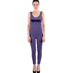 Color Of The Year 2018   Ultraviolet   Art Deco Black Edition 10 Onepiece Catsuit