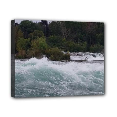Sightseeing At Niagara Falls Canvas 10  X 8