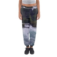 Sightseeing At Niagara Falls Women s Jogger Sweatpants
