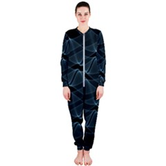 Desktop Pattern Vector Design Onepiece Jumpsuit (ladies)