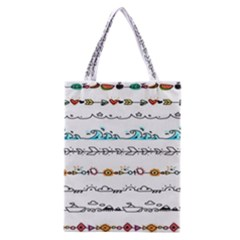 Decoration Element Style Pattern Classic Tote Bag
