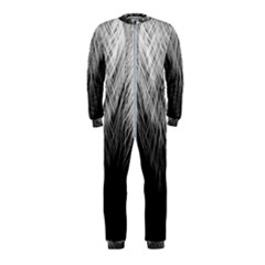 Feather Graphic Design Background Onepiece Jumpsuit (kids)