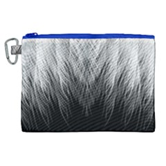 Feather Graphic Design Background Canvas Cosmetic Bag (xl)