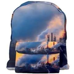 Warming Global Environment Nature Giant Full Print Backpack