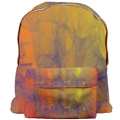 Fiesta Colorful Background Giant Full Print Backpack
