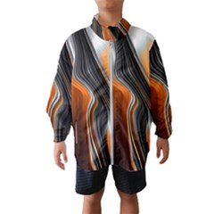 Fractal Structure Mathematics Wind Breaker (kids)