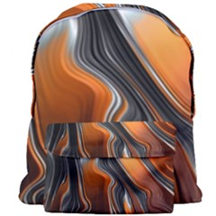 Fractal Structure Mathematics Giant Full Print Backpack