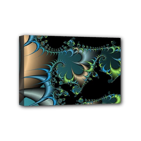 Fractal Art Artwork Digital Art Mini Canvas 6  X 4
