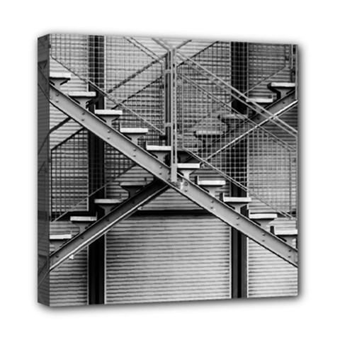 Architecture Stairs Steel Abstract Multi Function Bag