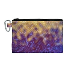 Fractal Rendering Background Canvas Cosmetic Bag (medium)