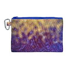 Fractal Rendering Background Canvas Cosmetic Bag (large)