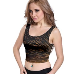 Metalworking Iron Radio Weld Metal Crop Top