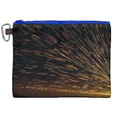 Metalworking Iron Radio Weld Metal Canvas Cosmetic Bag (xxl)