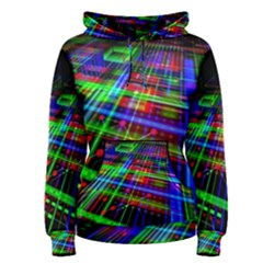 Electronics Board Computer Trace Women s Pullover Hoodie