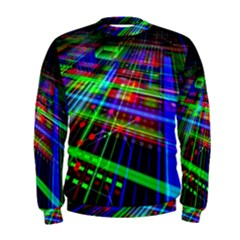 Electronics Board Computer Trace Men s Sweatshirt