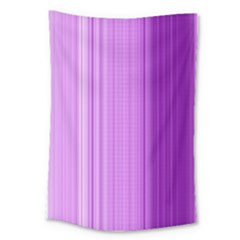 Background Texture Pattern Purple Large Tapestry
