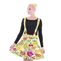Seamless Pattern Desktop Decoration Suspender Skater Skirt