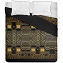 Board Digitization Circuits Duvet Cover Double Side (California King Size) View1