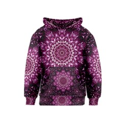 Background Abstract Texture Pattern Kids  Pullover Hoodie
