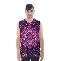 Background Abstract Texture Pattern Men s Basketball Tank Top