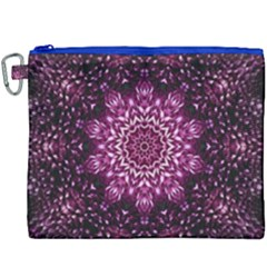Background Abstract Texture Pattern Canvas Cosmetic Bag (xxxl)