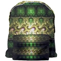 Fractal Art Digital Art Giant Full Print Backpack