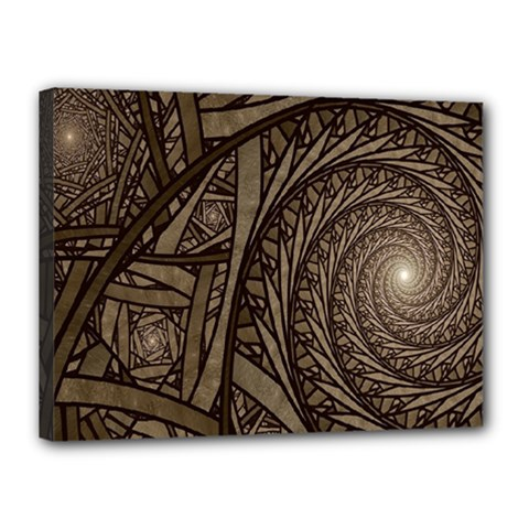Abstract Pattern Graphics Canvas 16  X 12