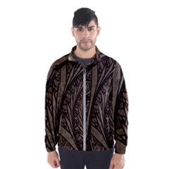 Abstract Pattern Graphics Wind Breaker (men)
