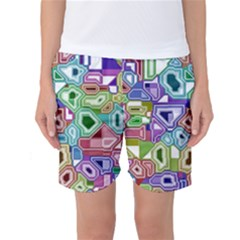 Board Interfaces Digital Global Women s Basketball Shorts