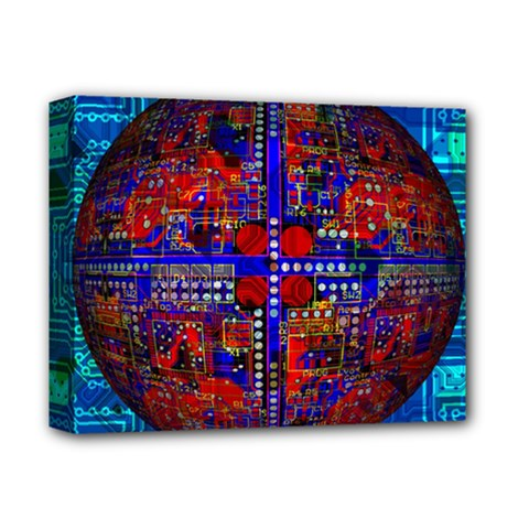 Board Interfaces Digital Global Deluxe Canvas 14  X 11