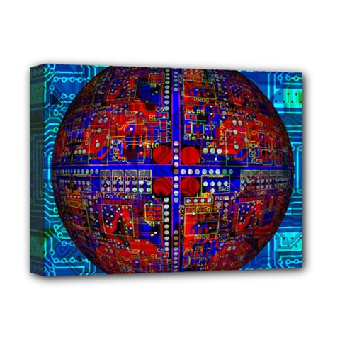 Board Interfaces Digital Global Deluxe Canvas 16  X 12