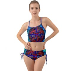 Board Interfaces Digital Global Mini Tank Bikini Set