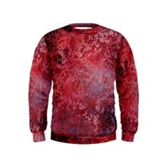 Background Texture Structure Kids  Sweatshirt