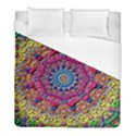 Background Fractals Surreal Design Duvet Cover (Full/ Double Size) View1