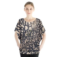 Pattern Design Texture Wallpaper Blouse