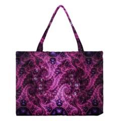 Fractal Art Digital Art Medium Tote Bag