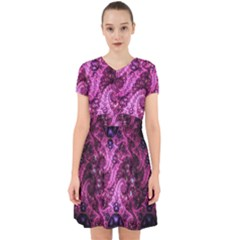 Fractal Art Digital Art Adorable In Chiffon Dress