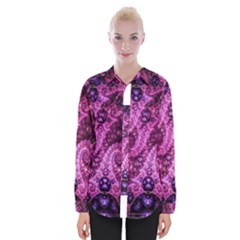 Fractal Art Digital Art Womens Long Sleeve Shirt