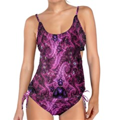 Fractal Art Digital Art Tankini Set