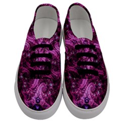 Fractal Art Digital Art Men s Classic Low Top Sneakers