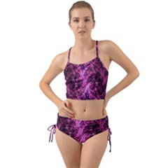 Fractal Art Digital Art Mini Tank Bikini Set