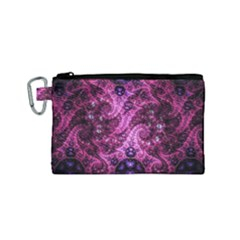 Fractal Art Digital Art Canvas Cosmetic Bag (small)