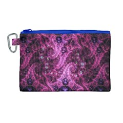 Fractal Art Digital Art Canvas Cosmetic Bag (large)