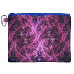 Fractal Art Digital Art Canvas Cosmetic Bag (xxl)