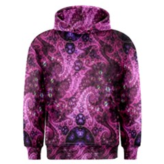 Fractal Art Digital Art Men s Overhead Hoodie