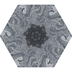 Abstract Art Decoration Design Mini Folding Umbrellas