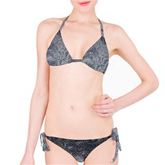 Abstract Art Decoration Design Bikini Set