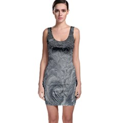 Abstract Art Decoration Design Bodycon Dress