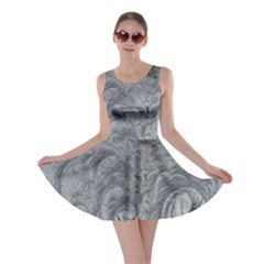 Abstract Art Decoration Design Skater Dress