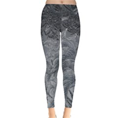 Abstract Art Decoration Design Leggings